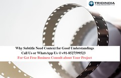 Why Subtitle Need Context for Good Understandings (cindybrownt) Tags: ultimate video translation services