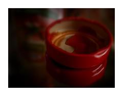 Dream of a pommes (BeMo52) Tags: deckel food kappe ketchup kraftkrtchup lids macro makro twistoff verschluss