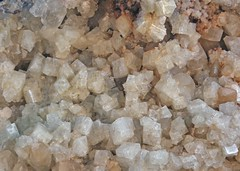 Chabazite - Ca (Ron Wolf) Tags: chabaziteca earthscience geology mineralogy rwpc crystal hexagonal macro mineral nature pseudocubic tectosilicate zeolite birkenfeld rhinelandpalatinate germany