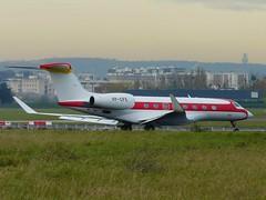 VP-CFE Gulfstream 650  Paris-LBG (liekwxtt43) Tags: vpcfe gulfstream lbg lfpb g650