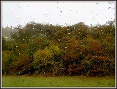 La pioggia dal finestrino (magister111) Tags: autumn rain germany bayern bavaria baviera