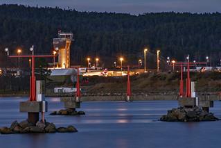 Kjevik airport, Kristiansand