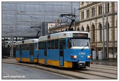 Tram Chemnitz - 2019-18 (olherfoto) Tags: tram tramcar tramway villamos strasenbahn strassenbahn chemnitz cvag tatra tatratram