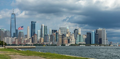 New York City skyline (Giloustrat) Tags: saariysqualitypictures city york new skyline clouds pentax k3 usa architecture