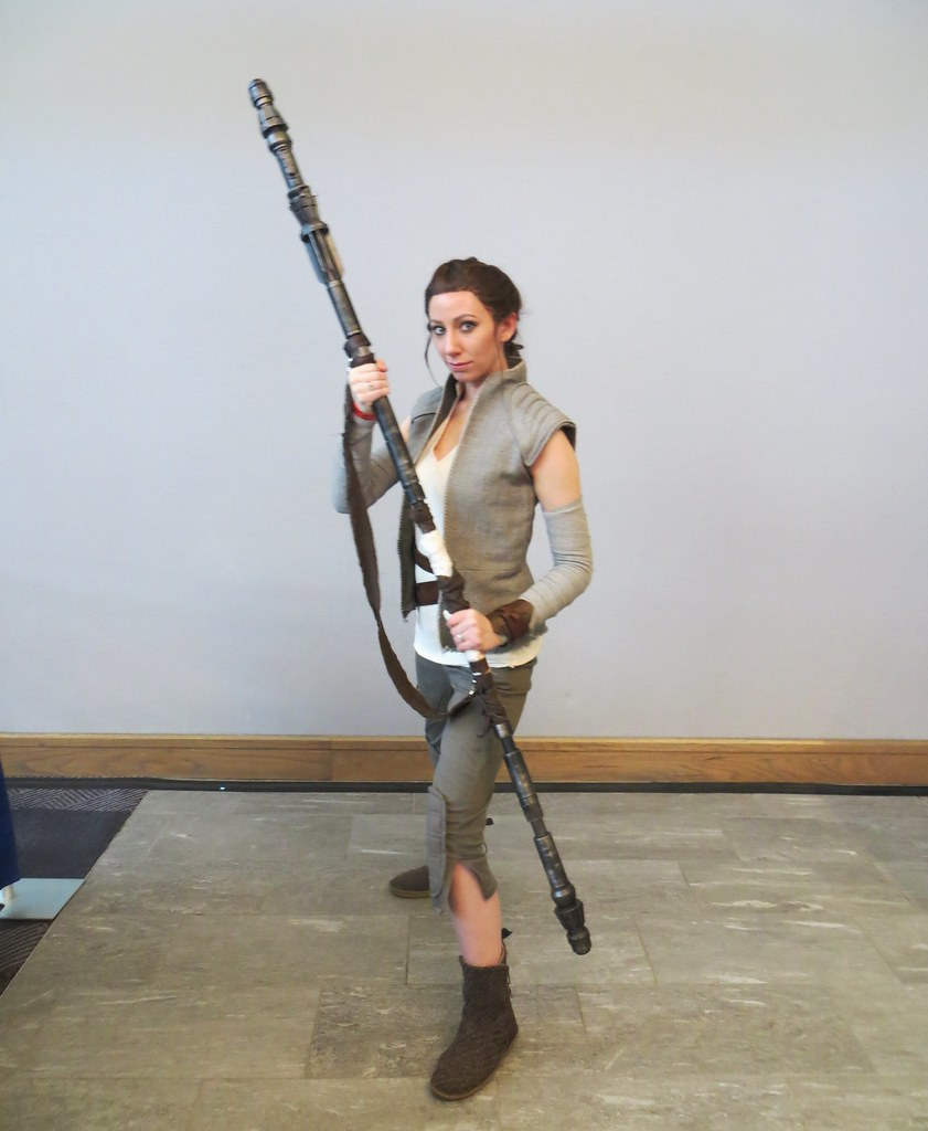 Alison Rey the world's best photos of rey and starwars - flickr hive mind