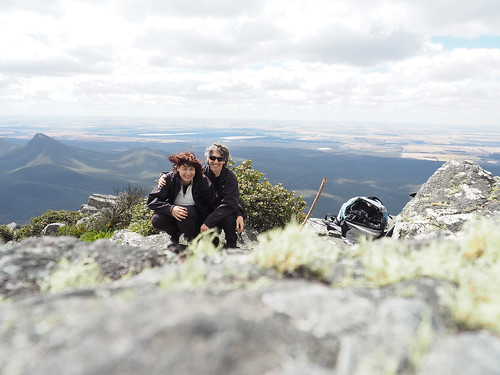 Happy 12th Engagement Anniversary - Mt Toolbrunup, Stirling Ranges, Western Australia