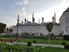 Sultan Ahmed Mosque (Levana Una Laitman) Tags: mosque istanbul turkey