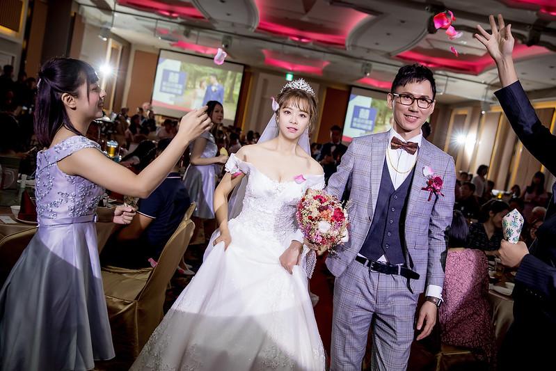 婚禮攝影 [秉修❤毓瑾] 訂結之囍@台中寶麗金市政店