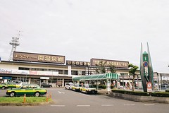 Ichinoseki Station (しまむー) Tags: pentax mz3 smc a 28mm f28 kodak gold 200 北海道&東日本パス 普通列車 local train trip east japan 東北本線 縦断