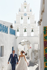 Wedding santorin (rr18989) Tags: wedding mariage santorin santorini dress church eglise hochzeit hochzeitspaar
