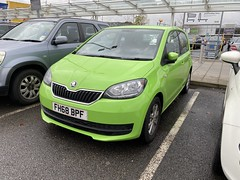 Photo of Skoda Citigo SE Greentech