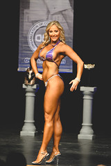 Gorgeous (AppStateJay) Tags: female 2019 fayetteville fit fitness nc nikond500 northcarolina november ocb pineforesthighschool show tamronsp70200mmf28divcusdg2 sports battle unrivaled