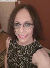 November 2019 (Girly Emily) Tags: crossdresser cd tv tvchix transvestite transsexual tgirl tgirls convincing feminine girly cute pretty sexy transgender boytogirl mtf maletofemale xdresser gurl glasses dress hull smile trans lgbt lgbtq