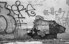 Hidden (Alex Luyckx) Tags: toronto ontario canada thedonvalley riverdale metro urban city riverdalefarm oldcabbagetown ttc torontofilmshootersmeetup tfsm torontofilmshooters photowalk outing socal walk nikon nikonfe fe slr 135 35mm aisnikkor35mm128 yellow12 harmantechnologies ilfordphoto ilford ilforddelta400 delta400 delta asa200 kodak d76 kodakd76 11 nikoncoolscanved adobephotoshopcc bw blackwhite film filmphotography believeinfilm filmisalive filmisnotdead