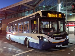 Stagecoach ADL Enviro 200 MMC 37431 SN16 OPV (Alex S. Transport Photography) Tags: bus outdoor road vehicle stagecoach stagecoacheast stagecoachcambus adlenviro200mmc enviro200mmc e200mmc e20d adldartslf4 route41 37431 sn16opv