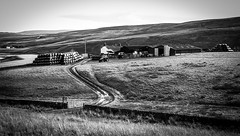 Harwood . (wayman2011) Tags: canon5d colinhart lightroom5 wayman2011 bwlandscapes mono rural farms pennines dales teesdale harwood countydurham uk