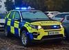 Cambridgeshire Police Land Rover Discovery Rural Crime Team
