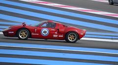 FORD GT40 Mk1 - Replica (SASSAchris) Tags: ford gt40 mk1 mki replica voiture américaine castellet circuit ricard 10000 tours 10000toursducastellet paulricard auto httt htttcircuitpaulricard htttcircuitducastellet