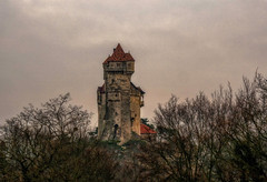 before darkness (try...error) Tags: castle burg available light night sundown foggy autumn winter chateau castello