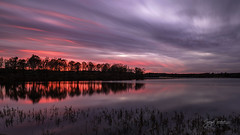 Blue hour post sunset (gary_photog) Tags: arkansas sunset longexposure bluehour coth5 naturethroughthelens