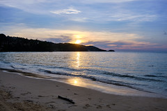 Sunset at Patong Beach (abhishek.verma55) Tags: patongbeach sunset patong phuket thailand thai ©abhishekverma fujifilmxt20 seascape ocean andamansea serene calm noperson travel sunsetpics sunsetlovers sunsets outdoor flickr travelphotos photography seaside seashore water waves tranquil nature naturephotography traveller travelphotography outdoors scenic clouds colourful colorful beachsunset beauty beautiful beach sky seascapelovers landscapelovers landscapephotography landscape blue coast beautifulnature beautifulsky exploration evening asia landscapes landscapelover outside quiet turquoise waterfront scenery scene sea wanderlust