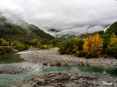 Plan (Gatodidi) Tags: iban plan saravillo huesca aragon naturaleza natura rio arboles montañas agua nubes niebla paisaje landscapes paisatge ng national geographic