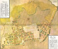 Mapa da Cidade de Belém, 1791 (Arquivo Nacional do Brasil) Tags: regiãonorte belém pará arquivonacional arquivonacionaldobrasil nationalarchivesofbrazil nationalarchives map mapaantigo mapasantigos mapas cartography cartografia
