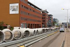 Aanleggen riolering (Rotterdamsebaan) Tags: denhaag binckhorstlaan herinrichting bouw bouwen infrastructuur techniek binckhorst rotterdamsebaan riolering