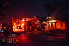 Detroit Fire - Box Alarm, 4791 Crane St., 08/20/2016 (Hooks & Halligans) Tags: detroit mi mch mich michigan us usa united states america fire dept department box alarm structurefire structure housefire house dwellingfire dwelling firefighting firefighters