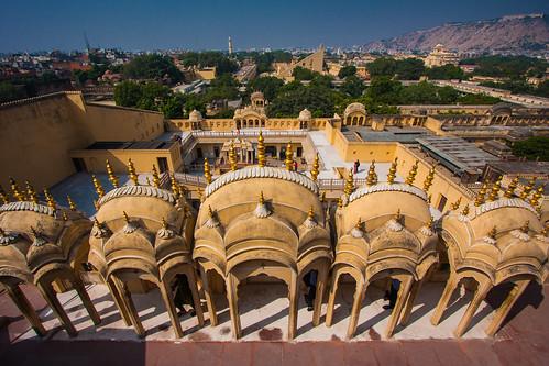 Jaipur - Hawa Mahal