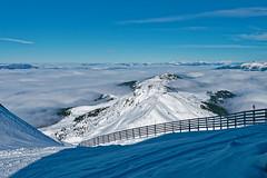 P1050191_DxO (Lumières Alpines) Tags: didier bonfils goodson goodson73 lumieres alpines europa outside rando mountain montagne automne sky ciel bleu blue cloud neige snow soleil le pleynet les 7 laux ski