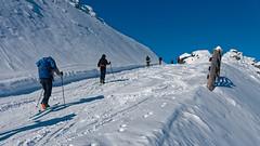 P1050186_DxO (Lumières Alpines) Tags: didier bonfils goodson goodson73 lumieres alpines europa outside rando mountain montagne automne sky ciel bleu blue cloud neige snow soleil le pleynet les 7 laux ski