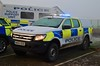 Cambridgeshire Police Ford Ranger Rural Crime Team