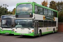 903 (YN53CFV) 18-10-2019 NIS Braintree (routemaster2217) Tags: braintree bus transport lowfloorbus doubledecker travel stephensonsofessex scanian94ud eastlancsomnidekka 903 yn53cfv