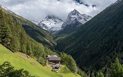 End of summer (NiBe60) Tags: berg alpen europa österreich osttirol lesachtal lesach kals rubisoihof alm wiese wald klamm glödisspitze ganot hochschober wolken schnee gletscher mountain alps europe austria east tyrol meadow forest gorge clouds snow glacier twop