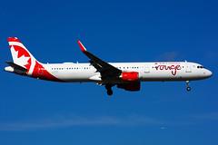 C-GHQI (Air Canada rouge) (Steelhead 2010) Tags: aircanada rouge airbus a321200 a321 yyz creg cghqi