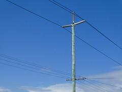 Perth Power (HTT) (sander_sloots) Tags: perth power line elektriciteitsmast electricity pole bulwer street state route 72 happy telegraph tuesday dctz90 panasonic lumix