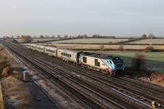 68028 1E25 colton 19.11.2019 (Dan-Piercy) Tags: drs tpe class68 68028 colton southjn 1e25 liverpool limestreet scarborough transpennine service