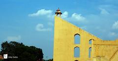 Jantar Mantar, Jaipur City, Rajasthan (Dilip Datta) Tags: fujifilmxt100 incrediblerajasthan rajasthan jaipurcity