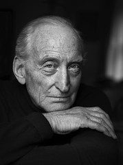 Charles Dance (.Betina.) Tags: thecrown charlesdance bb betinalaplante portrait portraiture 2019 monochrome mood mono moody mouth man hand blackandwhite actor