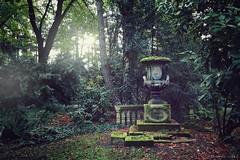 Silentium (Knee Bee) Tags: silentium cemetery friedhof tomb grave graveyard fall atumn