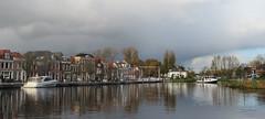 Alkmaar (Meino NL) Tags: bierkade alkmaar noordholland noordhollandskanaal northholland kanaal canal boat ferry veerdiensteilandswalbierkade pontschermereiland pont netherlands