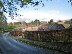 Photo of Ewelme, Oxfordshire, England.