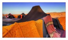 Tentes Berbères (Jean-Louis DUMAS) Tags: maroc dune sable paysage landscape landscapes dreams nature dream trip travel traveler
