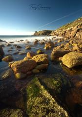 Nanjizal (tonysemmens) Tags: tokina1120mm nikond7000 porthcurno nanjizal landsend longexposure f22 eggs rocks beach cove cornwall kernow lovecornwall
