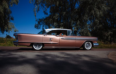 Oldsmobile (Myggan68) Tags: car cars ccw ccw2019 classiccar classiccarweek2019 ontheroadswithmyggan olds98 98 ninetyeight oldsmobile 1958