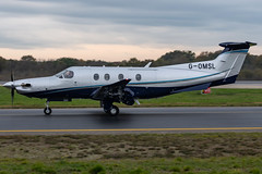 PC12 / G-OMSL / LFRS 03 (_Wouter Cooremans) Tags: nte spotting spotter avgeek aviation airplanespotting lfrs pc12 gomsl 03