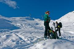 P1050183_DxO (Lumières Alpines) Tags: didier bonfils goodson goodson73 lumieres alpines europa outside rando mountain montagne automne sky ciel bleu blue cloud neige snow soleil le pleynet les 7 laux ski
