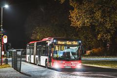 422 von Weser-Ems-Bus an der Endhaltestelle Bahnhof in Hunteburg (busknipser) Tags: man lions city ng bus busspotting busspotter hunteburg vos osnabrück db deutsche bahn niedersachsen lower saxony busfotografie busphotography long exposure langzeitbelichtung canon eos 600d