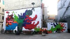 Olot19 2007. (Joanbrebo) Tags: iphone365 iphonex grafitis murales murals pintadas streetart españa girona olot
